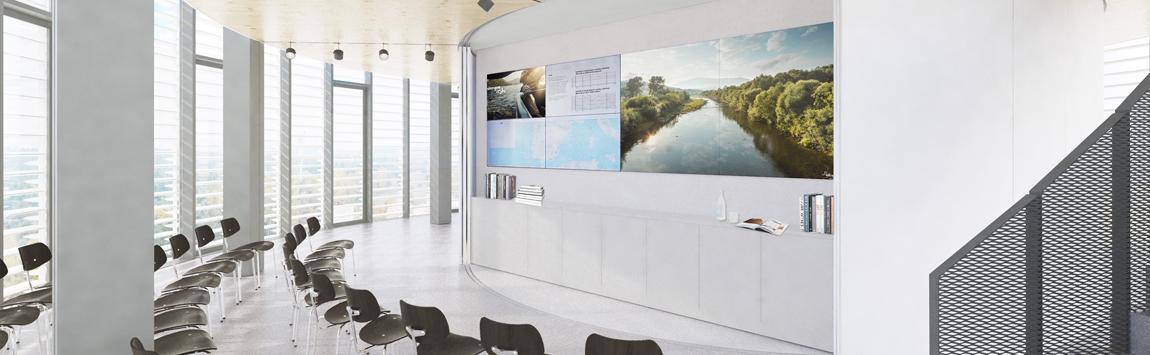 DENÍK: Vodojem se mění na Veolia Smart Control Tower